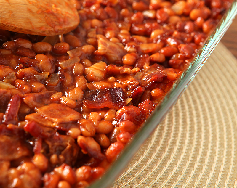 The Best Baked Beans Recipe - this is the ONLY recipe for baked beans you will need this summer.