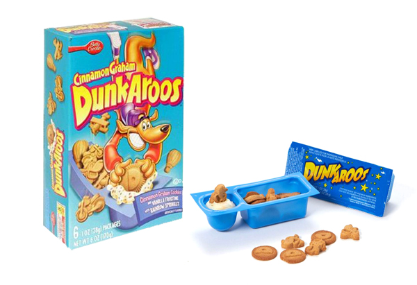 Dunkaroos Copycat Recipe and a huge list of packaged cookie copycat recipes.