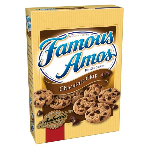 Famous Amos Cookies Copycat Recipe and a huge list of packaged cookie copycat recipes.
