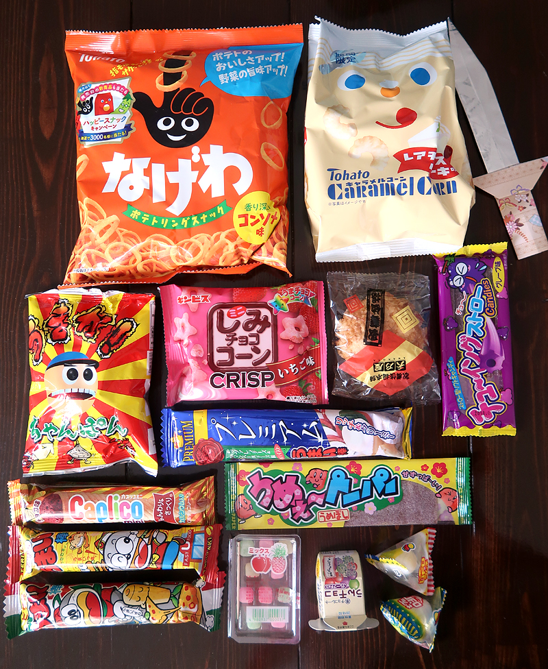 Japanese Snacks Subscription Box - Freedom Japanese Market Review