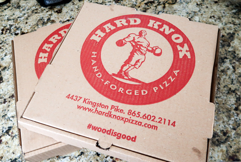 Hard Knox Pizzeria review in Knoxville, TN