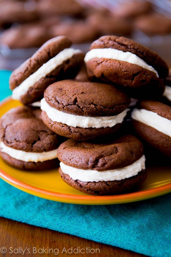 Oreo Cookies Copycat Recipe and a huge list of packaged cookie copycat recipes.