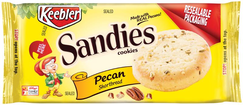 Pecan Sandies Copycat Recipe and a huge list of packaged cookie copycat recipes.