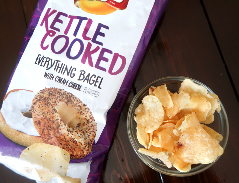 Lay's Everything Bagel Review