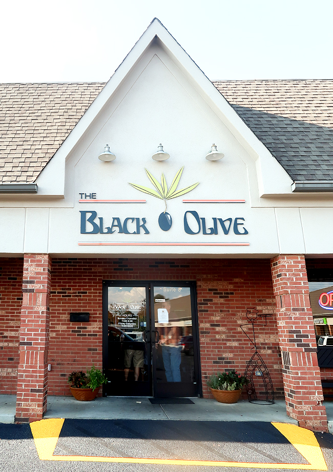 Review of The Black Olive in Jonesborough, TN