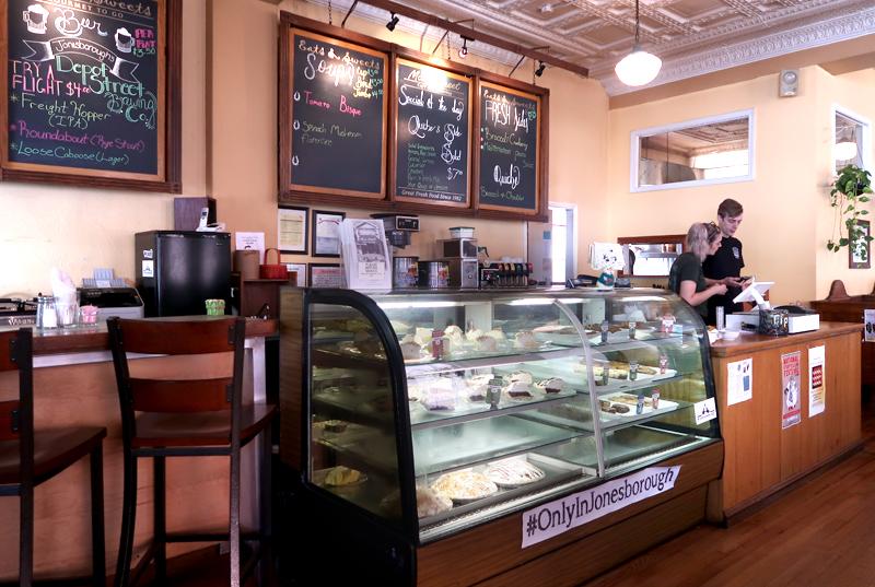 Main Street Cafe & Catering in Jonesborough TN