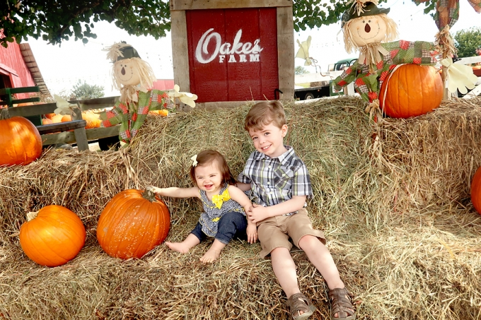 Fall Fun at Oakes Farm in Corryton, TN
