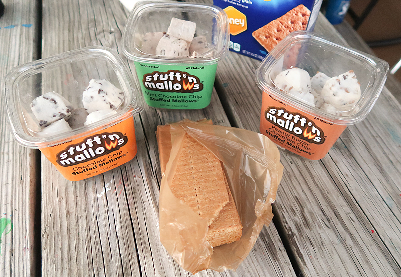 Stuff N Mallows stuffed marshmallows review