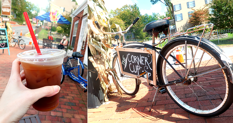 Review of The Corner Cup in Jonesborough Tennessee
