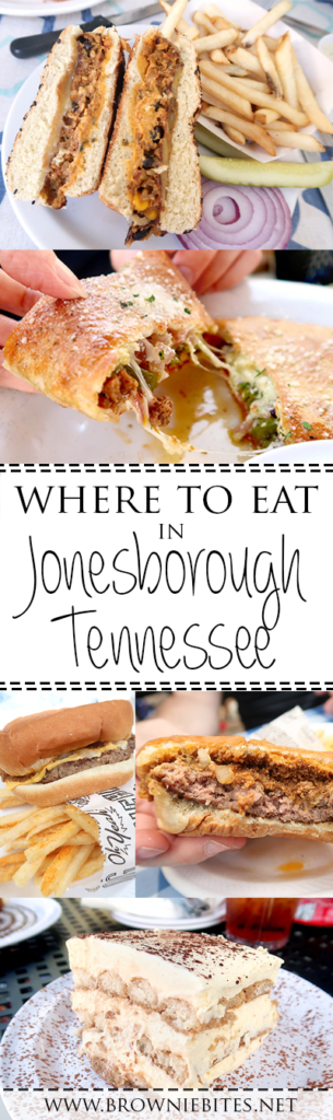 Where to eat in Jonesborough Tennessee