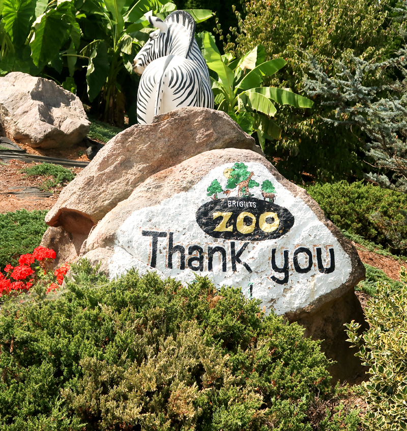 Brights Zoo review in Limestone, TN, just outside of Jonesborough
