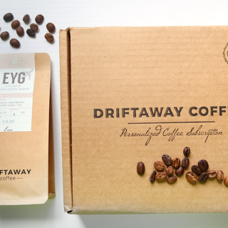 Driftaway Coffee Subscription Box Review