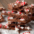 Peppermint Mocha Bark! If you love the Starbucks holiday drink or if you love munching on chocolate-covered espresso beans, you will go nuts over this festive recipe.