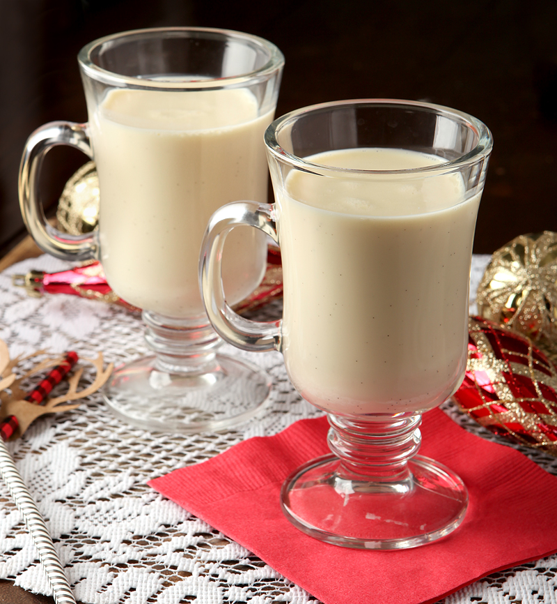 Egg Nog Using Heavy Cream: Southern Style Boiled Custard