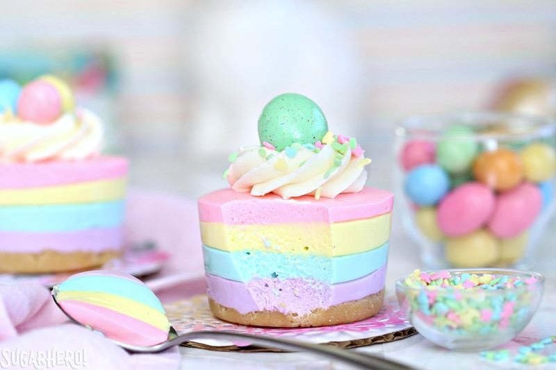 Easter Themed Cake Pops