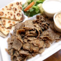 Quality Turkish Market Restaurant Review - turkish doner and doner wrap