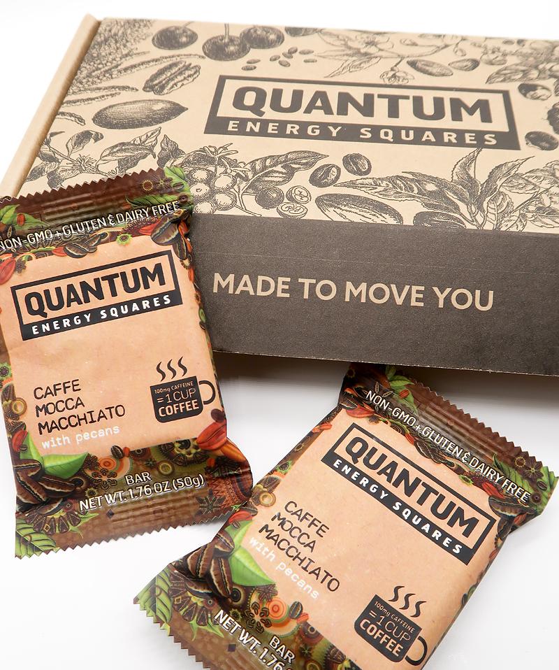 Quantum Energy Squares Review