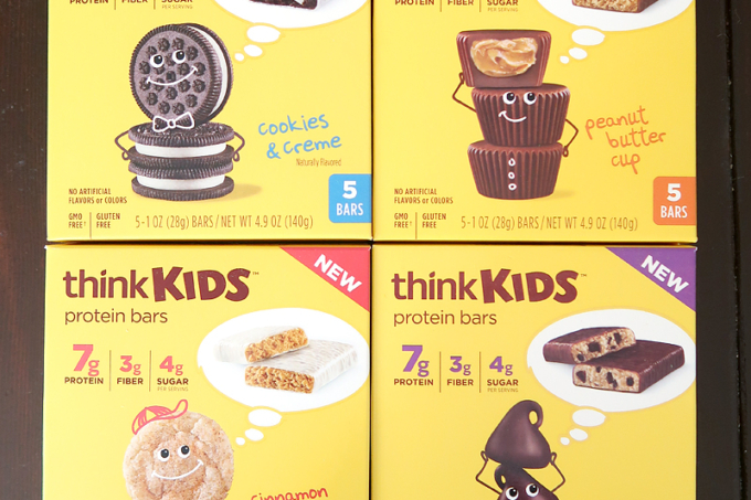 thinkKIDS Protein Bars For Kids Review