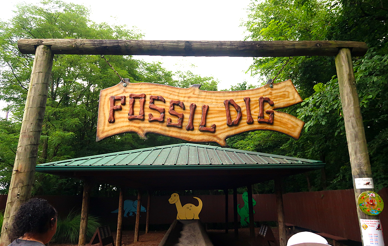 Review of Dinosaur World in Mammoth Cave, Kentucky