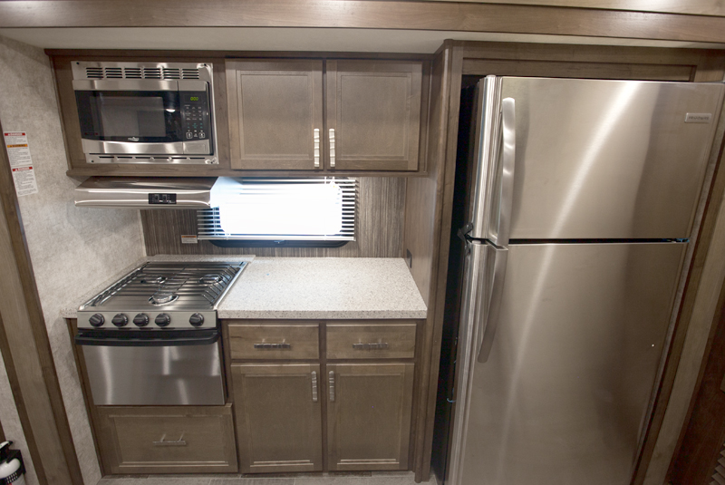 Highland Ridge Open Range 310BHS Kitchen Residential Refrigerator