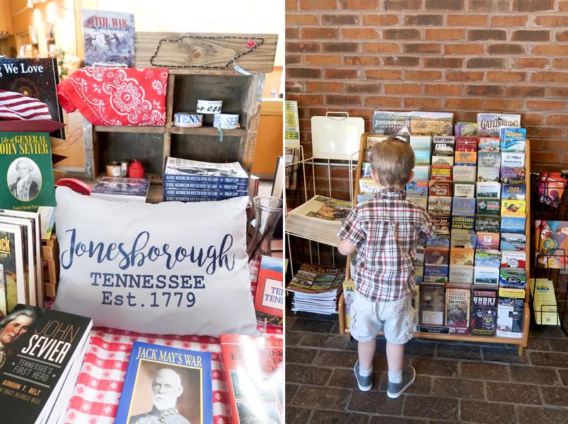 Jonesborough Visitor Center