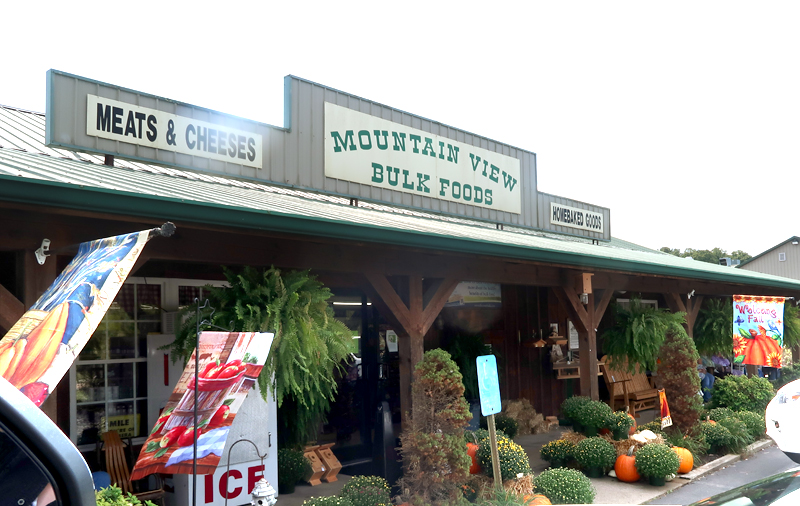 Mountain View Bulk Foods Amish Market