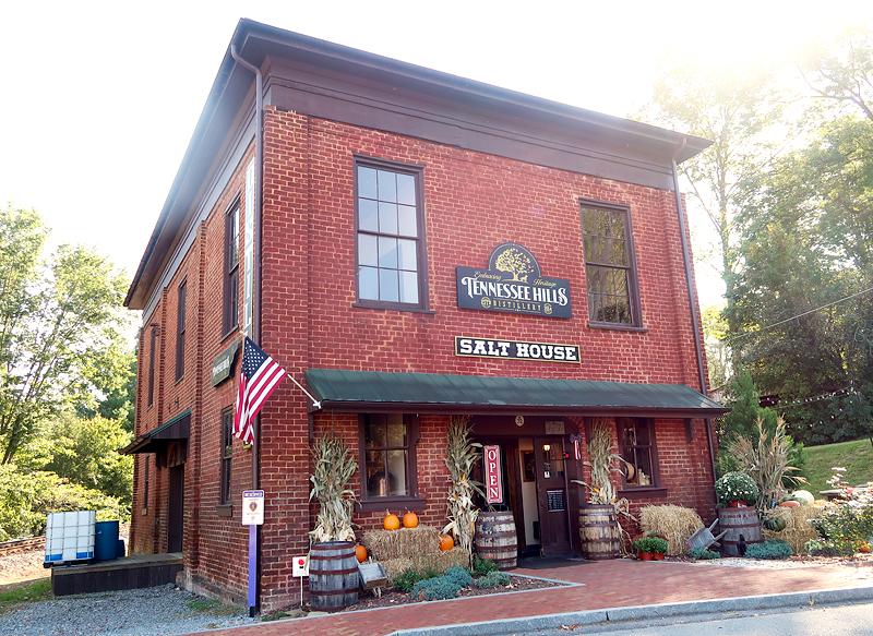 Tennessee Hills Distillery Free Tasting
