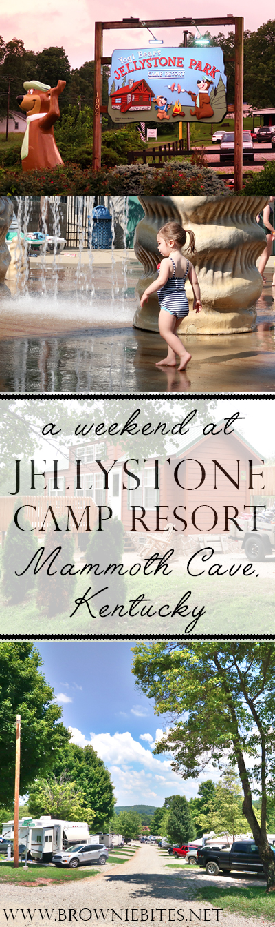 Our review of our stay at Jellystone Campground in Mammoth Cave Kentucky