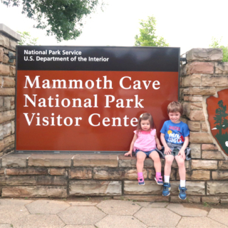 Frozen Niagara Tour | Mammoth Cave Kentucky