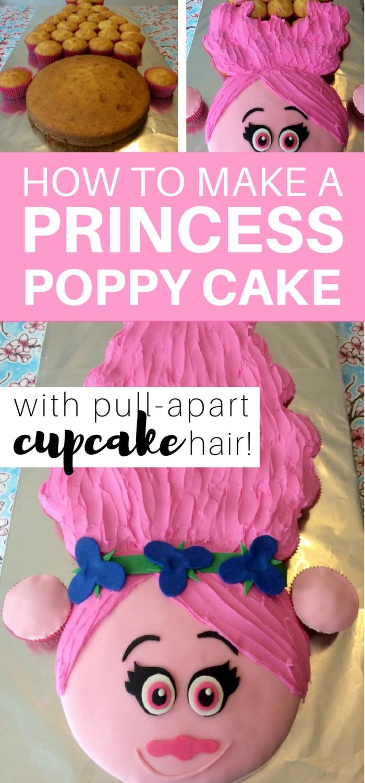 trolls-princess-poppy-pull-apart-cupcake-cake