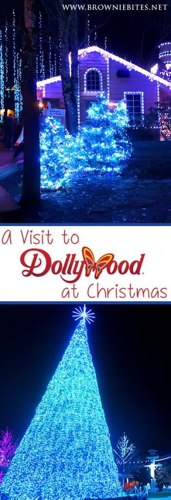 Things to see and do during a visit to Dollywood at Christmas!
