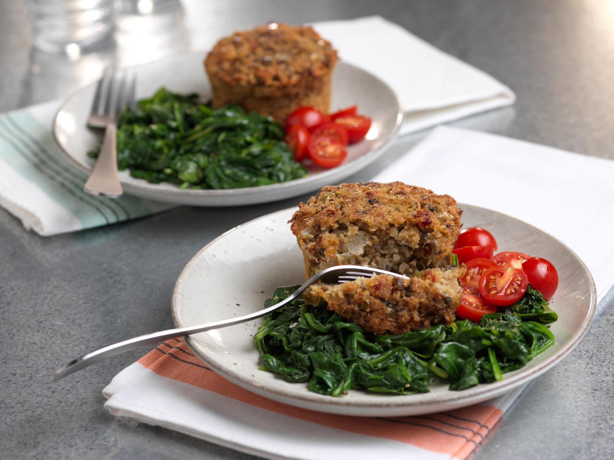 veggie-meatloaf