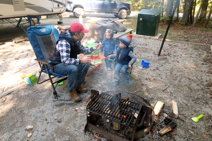 Where To Camp in Big South Fork | Bandy Creek Campground Review