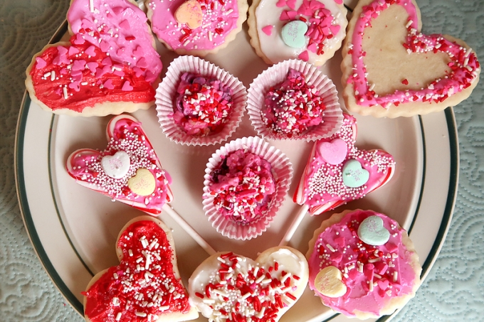 Valentine's Day Treat Projects Delivered To Your Door | Gramma in a Box