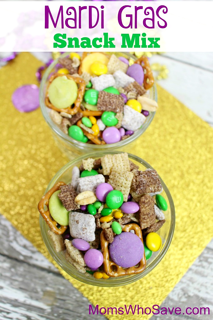 Mardi Gras dessert and treat ideas!