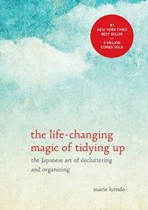 What I Read In January Life Changing Magic of Tidying Up Marie Kondo