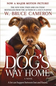 What I Read in January A Dog's Way Home Review