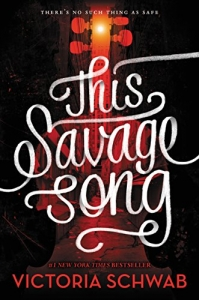 What I Read In January - This Savage Song Review