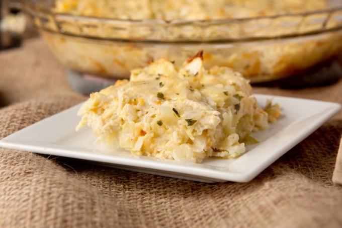 Easy Chicken Cabbage Casserole
