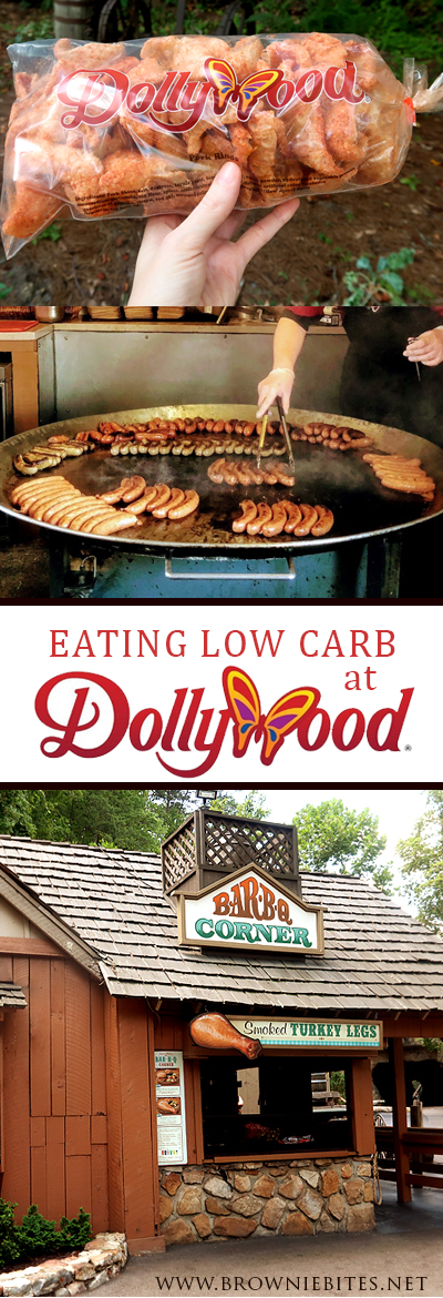 How to eat low carb at Dollywood