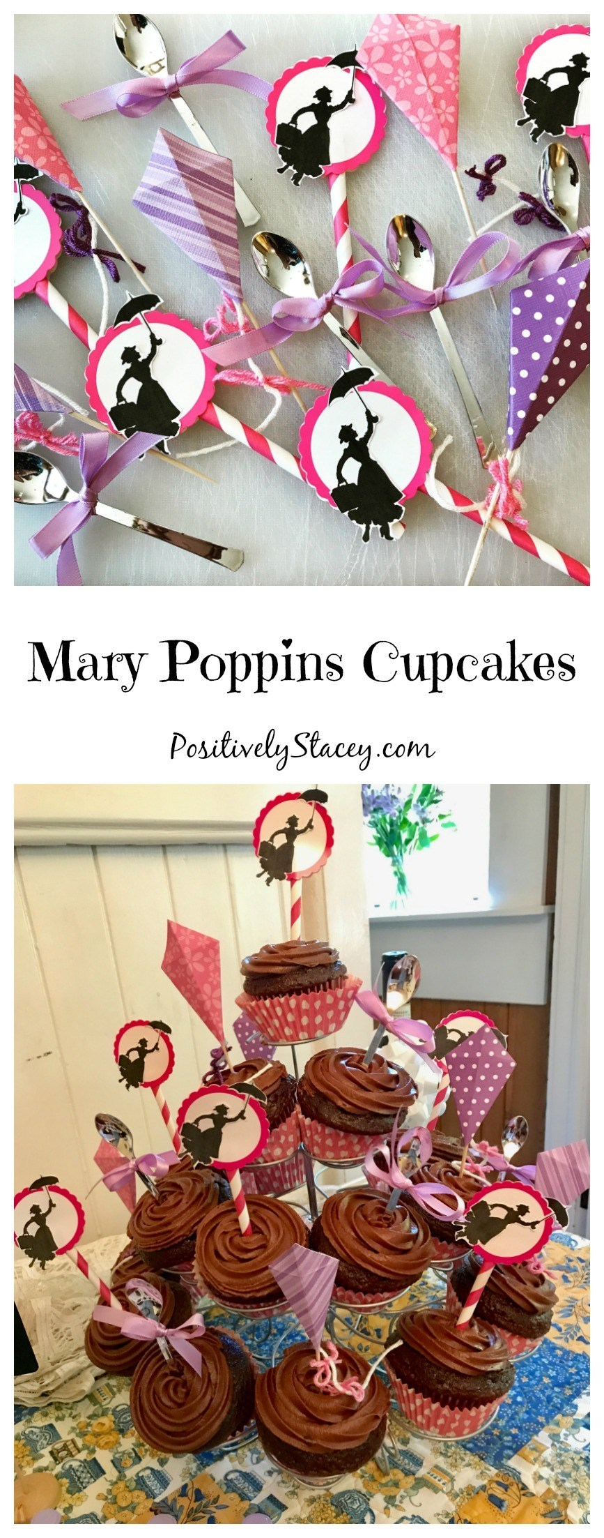 Stinkin Adorable Mary Poppins Party Food Ideas Brownie Bites Blog