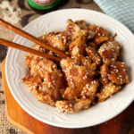 Low carb sesame chicken recipe
