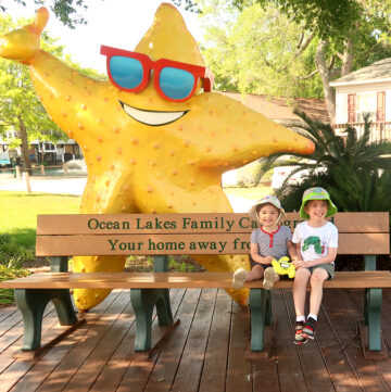 Ocean Lakes Family Campground Review in Myrtle Beach