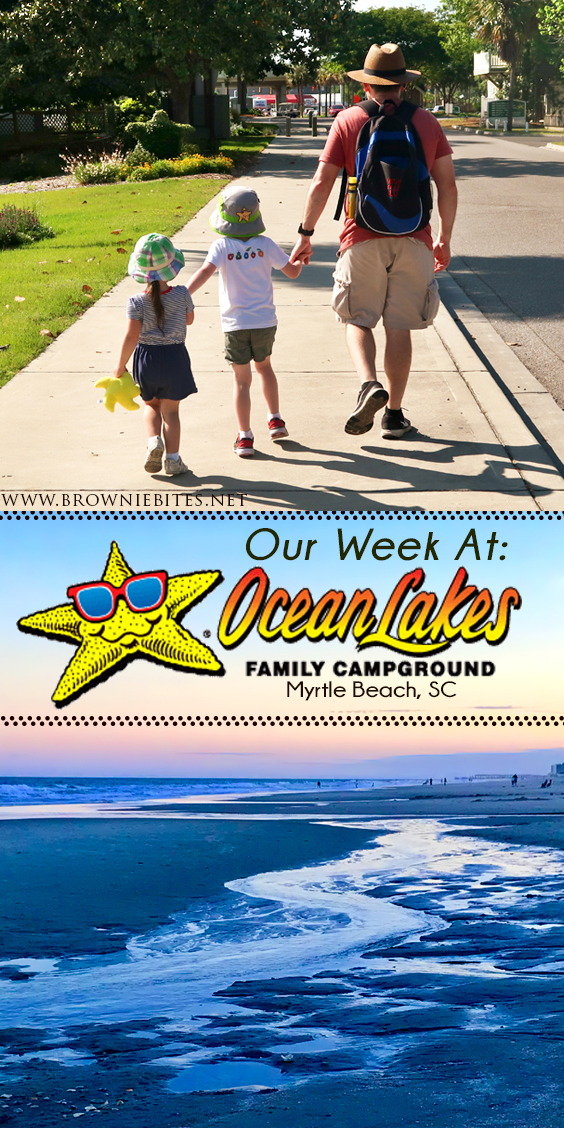 Ocean Lakes Family Campground Review - best places to camp in Myrtle Beach