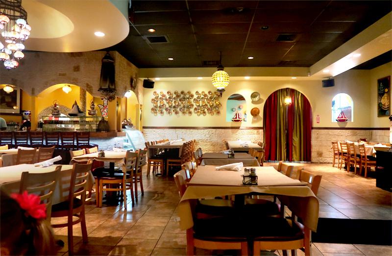 Where to eat in Myrtle Beach - Jerusalem Restaurant