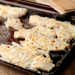 Low Carb High Protein Baked Parmesan Whitefish