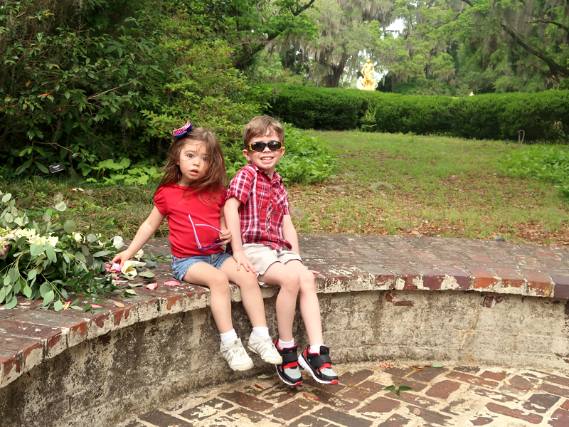 Brookgreen Gardens in Myrtle Beach - we spent a beautiful day here!