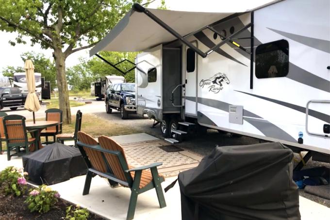 Grand Island KOA | Where To Camp At Niagara Falls