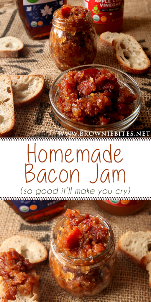 Homemade Bacon Jam Recipe