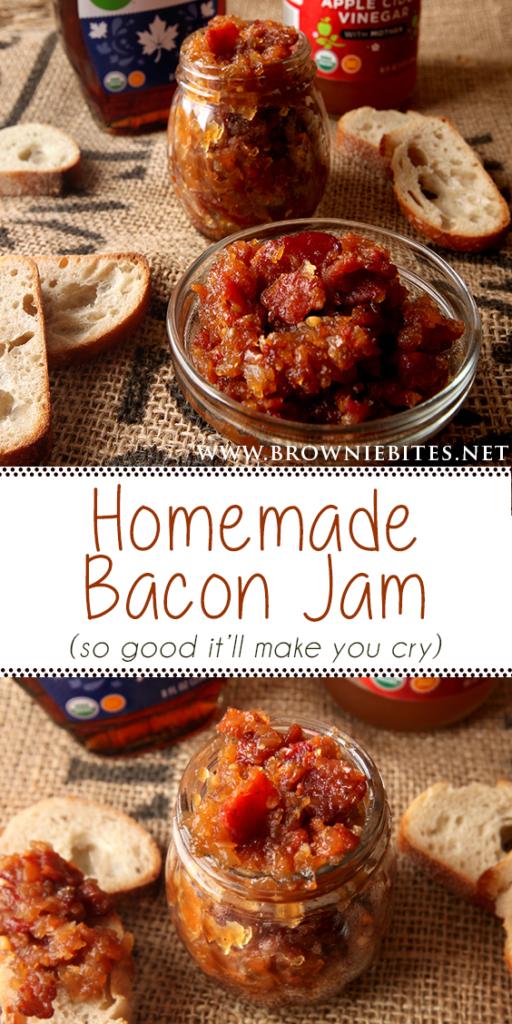Homemade Bacon Jam Recipe